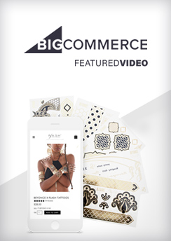 Bigcommerce Featured Video