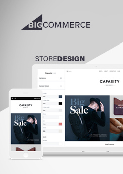 Bigcommerce How to Design Your Store
